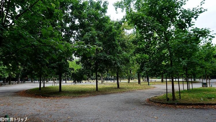インドロ・モンタネッリ庭園