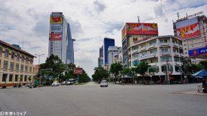 ハムギー(Hàm Nghi)通り