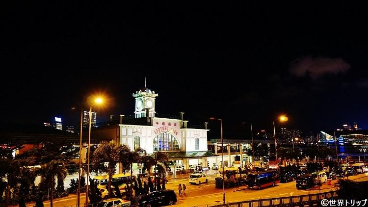 セントラル・ピアーズ(Central Piers)