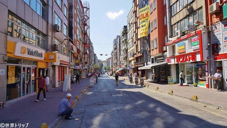 İnkılap Caddesi