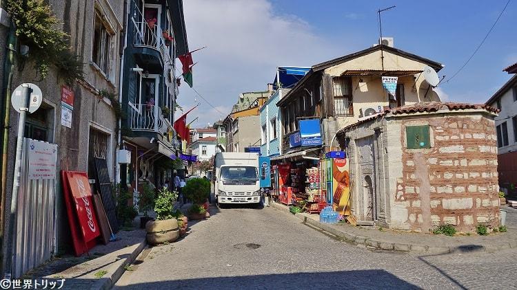 Keresteci Hakkı Sokak