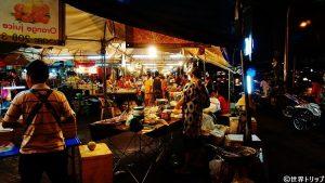 ラーン・ルアン市場(Lan Luang Outdoor Market)