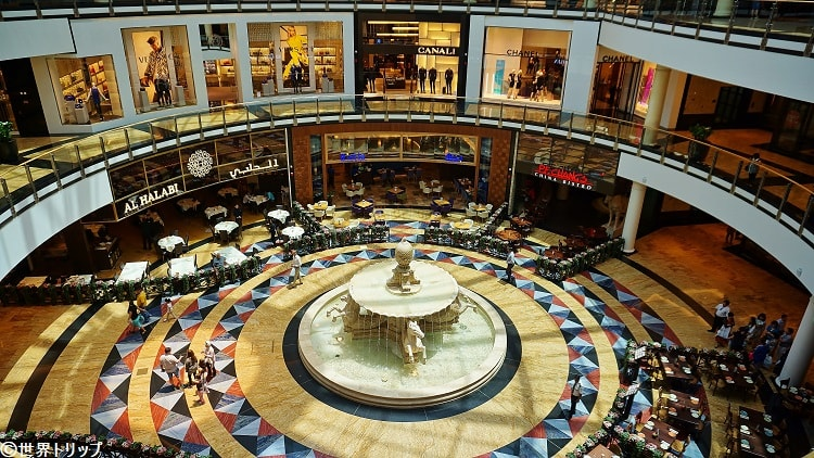 モール・オブ・ジ・エミレーツ(Mall of the Emirates)