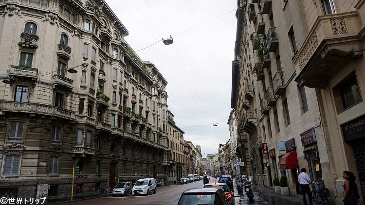 ベネチア通り(Corso Venezia)