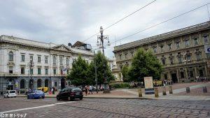 スカラ広場(Piazza della Scala)
