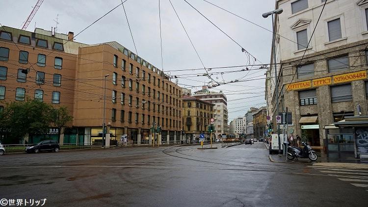 ラルガ通り(Via Larga)