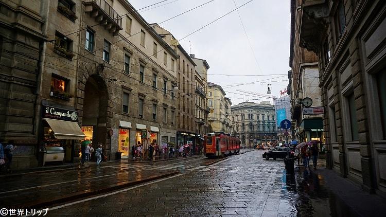 オレフィチ通り(Via Orefici)