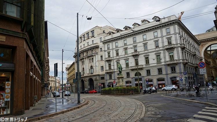 サンタ・マルゲリータ通り(Via Santa Margherita)