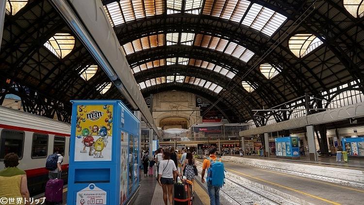 ミラノ中央駅(Milano Centrale)