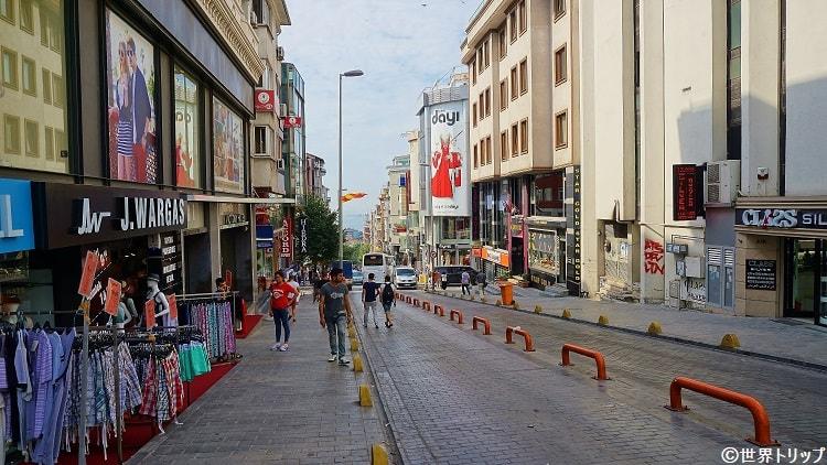 Mithat Paşa Caddesi