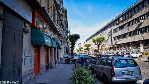 メリディオナーレ通り(Corso Meridionale)
