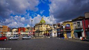 メルカート広場(Piazza Mercato)