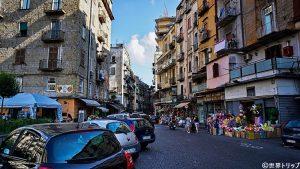 マッダレーナ通り(Via Maddalena)