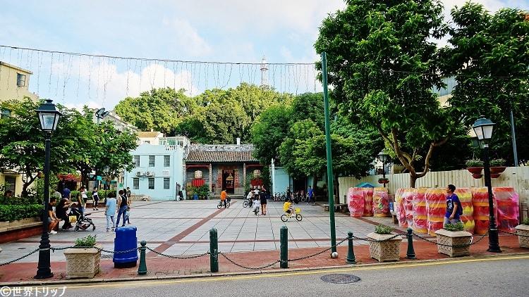 北帝廟(Pak Tai Temple)