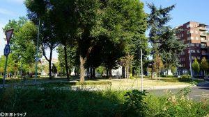 エルメテ・ノヴェッリ広場(Piazza Ermete Novelli)