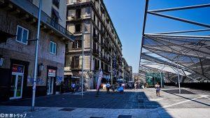 ジュゼッペ・ガリバルディ広場(Piazza Giuseppe Garibaldi)