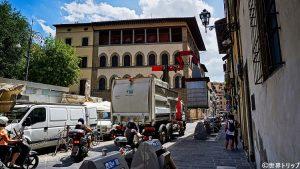 サント・スピリト広場(Piazza Santo Spirito)
