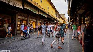 ヴェッキオ橋(Ponte Vecchio)