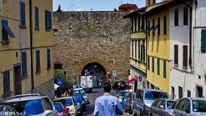 サン・ミニアート門(Porta San Miniato)