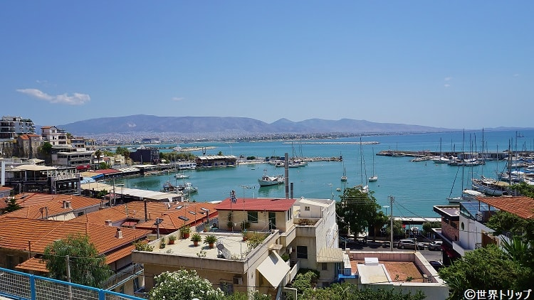Puerto de Mikrolimano