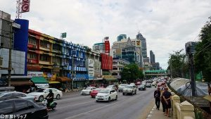 ラーチャダムリ通り(Ratchadamri Road)