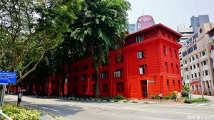 レッド・ドット・デザイン博物館(Red Dot Design Museum)