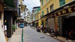 關前後街(Rua de Nossa Senhora do Amparo)