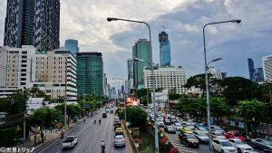 サトーン・タイ通り(Sathorn Tai Road)