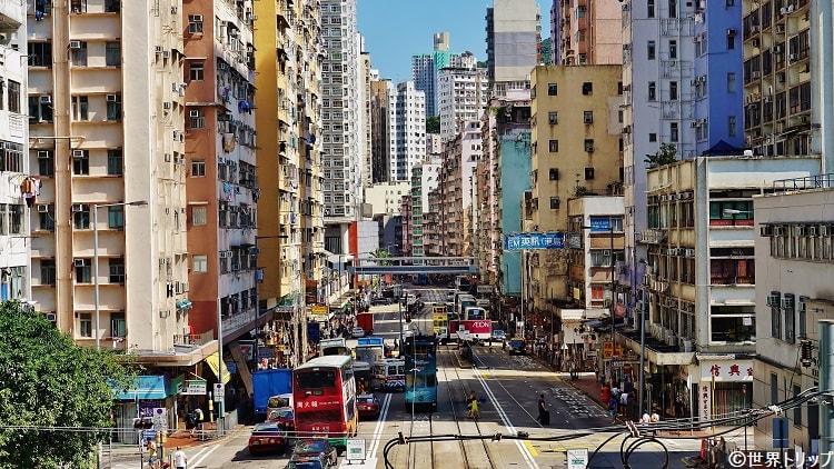 筲箕灣道(Shau Kei Wan Road)