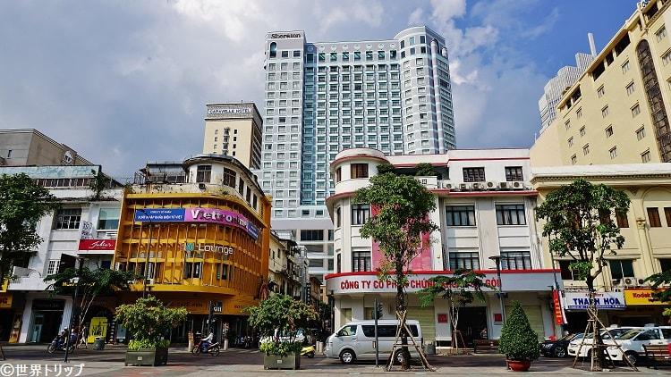 5つ星ホテル「Sheraton Saigon Hotel & Towers」