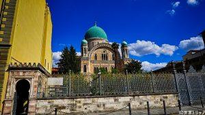 マッジョーレ・イスラエリティコ・ディ・フィレンツェ神殿(シナゴーグ)