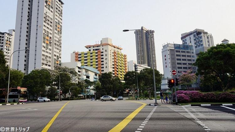 Chin Swee Road