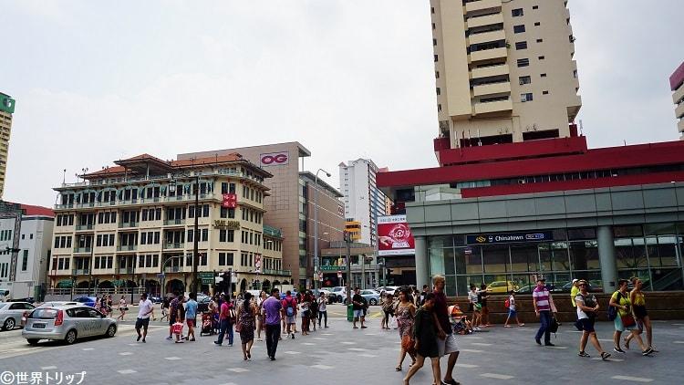 シンガポールの中華街(Chinatown)