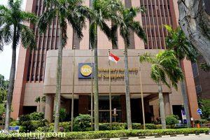 シンガポール金融管理局(MAS)
