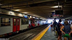 ナポリ・ガリバルディ駅