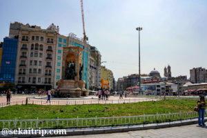 タクスィム広場(Taksim Meydanı)