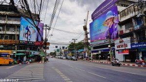 サムセン通り(Thanon Samsen)