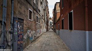 スポルカ通り(Calle Sporca)
