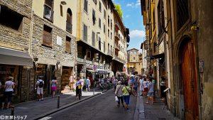 デ・グイッチャルディーニ通り(Via de' Guicciardini)
