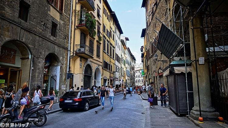ネーリ通り(Via dei Neri)
