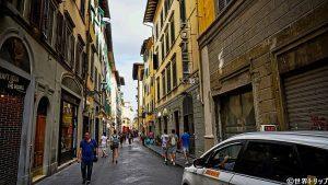 ファエンツァ通り(Via Faenza)