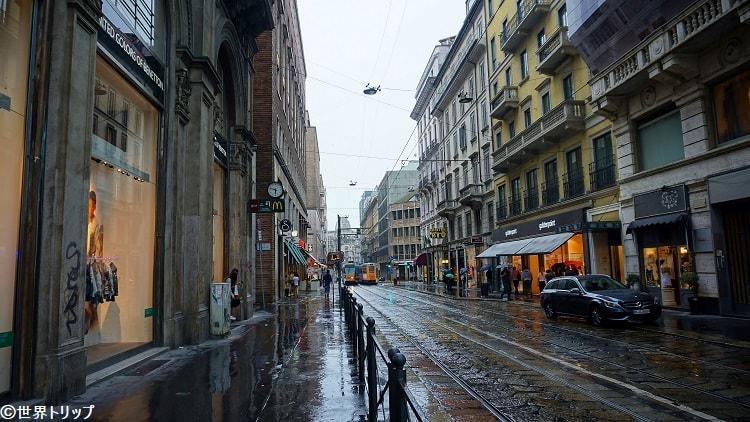 ジュゼッペ・マッジーニ通り(Via Giuseppe Mazzini)
