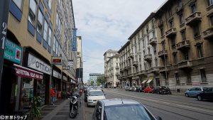 ヴィトルヴィオ通り(Via Vitruvio)