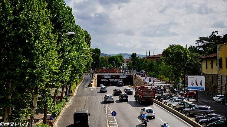 フィリッポ・ストロッツィ通り(Viale Filippo Strozzi)