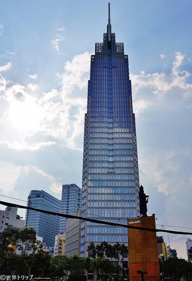 ベトコンバンクタワー(Vietcombank Tower)