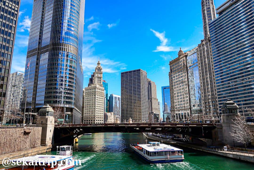 シカゴのブランド店街をチェックしよう!シャネル、エルメスなど