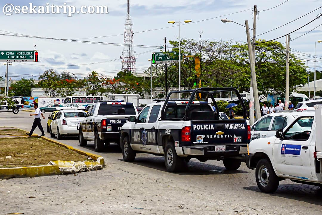 《メキシコシティの治安》テピート以上に危険な地域とは?!