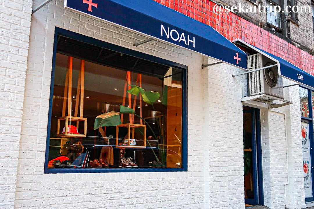 ノア(NOAH)本店