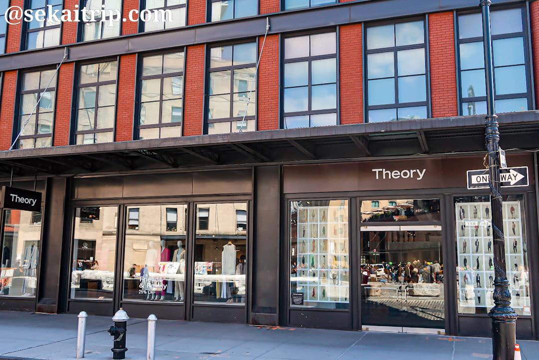 セオリー(Theory)本店