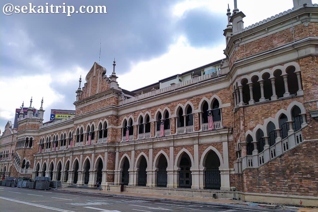 旧クアラルンプール中央郵便局